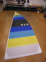 Prindle 18 Color Dacron Mainsail