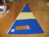 Jib Sail to fit Hobie® Getaway - Color Dacron