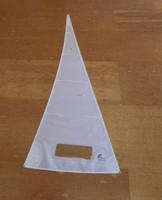 Jib Sail to fit Hobie® Getaway - White Dacron