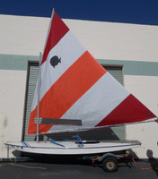 Sunfish Sail Colored