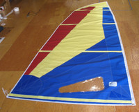 "Mainsail to fit Hobie® Wave - Red, Yellow, Blue ""Stock"""