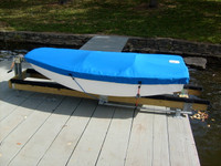 Sabotina Sailboat Top Cover  - Boat Deck Cover