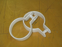 Sunfish Plastic Sail Rings Set - 30