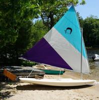 Minifish Sail Colored