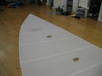 Mainsail to fit Hobie® 16 - White Dacron