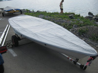 Byte Sailboat Top Cover - Boat Deck Cover