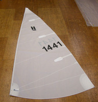 Holder 14 Mainsail - White