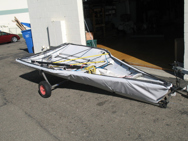 29er Sailboat Bottom cover hull