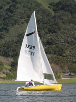 Mutineer Sailboat Race Mainsail