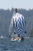 Holder 20 Racing Level Spinnaker