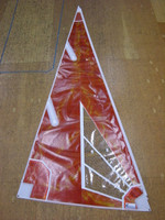 Nacra 5.2 Jib Sail Radial Injection Laminate