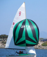Daysailer Race Level Spinnaker