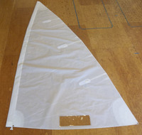 Capri 13 Mainsail - White