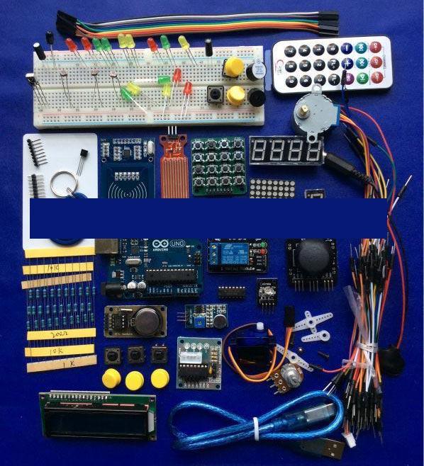 Ardrino UNO Electronics Starter Kit