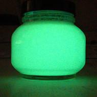 Glow In The Dark Acrylic Indoor Outdoor Paint Green Glow