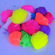 Neon Artificial Snow