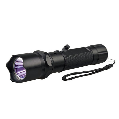 Rechargeable 365nm LED UV Flashlight Torch