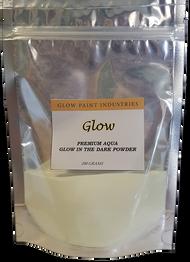 Aqua Glow in the Dark pigment Powder