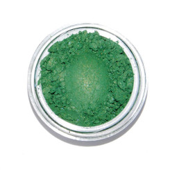 Clay Mineral Eye Shadow- LUCKY CLOVER