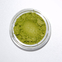 Clay Mineral Eye Shadow- APPLE GREEN