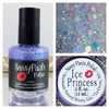 Ice Princess from the Snow Queen Winter '16 Trio  Photos by Becky from Naked Without Polish.