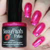 Cherry Poppin' by Sloppy Swatches