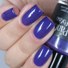 Celebrate, 3 coats with glossy top coat  by Manicured & Marvelous