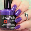 Create, 3 thin coats with glossy top coat  By Polish and Paws