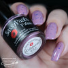 Collaborate, 3 coats with glossy top coat  By Sloppy Swatches