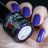 Create, 3 coats with glossy top coat  By Sloppy Swatches