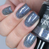 Celebrate, 3 coats with glossy top coat.  By Manicured & Marvelous
