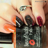 Women of Halloween Trio  by Polish & Paws