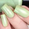 Mint Frosting  Swatch by CDB Nails