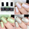 IPLU Custom Trio  Swatches by CDB Nails