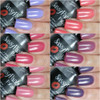 SWAK Collection w/Love Always on Top (Holographic Topper)  Swatches by Manicured & Marvelous