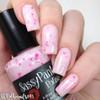 Crazy4Crellies '17 Custom #3: Pink Lemonade
