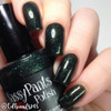 Green Polish Forever Custom #1: Mystic Emerald