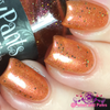 "Sassy Pants Polish Debut ""Find Your Sassy!"" Collection (FALL15) ""Golddigger"" over ""Audacious"""
