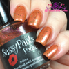 """""""Golddigger"""" over """"Audacious"""" Sassy Pants Polish Debut """"Find Your Sassy!"""" Collection (FALL15)"""