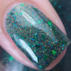"""Emerald City"" Holiday '15 ""Wizard of Oz"" Collection  Swatch by Manicured & Marvelous"