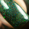"""Emerald City"" Holiday '15 ""Wizard of Oz"" Collection  Swatch by Delicious Nails"