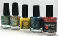 Sassy Pants Polish featured in Nouveau Geek's Harry Potter Box