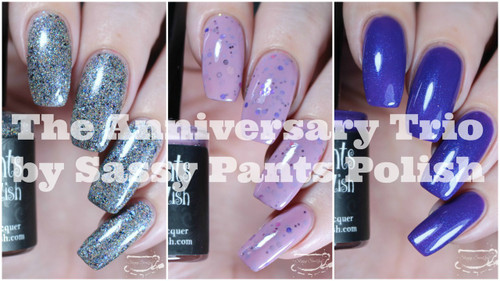 Anniversary Trio  By Sloppy Swatches
