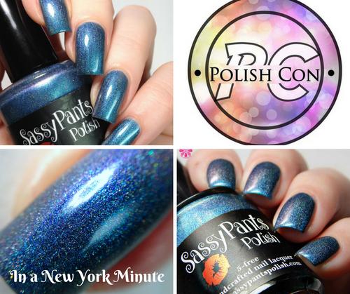 "Polish Con NY LE - ""In a New York Minute"""