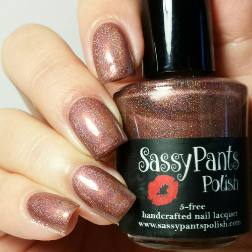 """Cougar"" Sassy Pants Polish Debut ""Find Your Sassy!"" Collection (FALL15)"