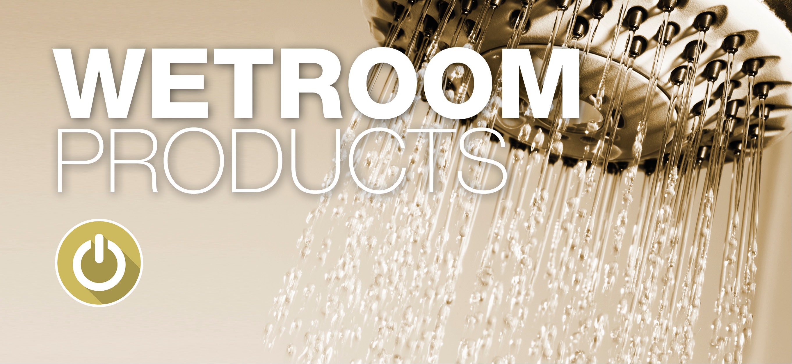 Wetroom products