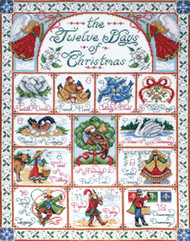 Design Works - The Twelve Days of Christmas