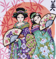 Design Works - Two Geishas
