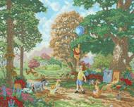 Kinkade / Disney - Winnie The Pooh II