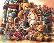 Gold Collection - Teddy Bear Gathering
